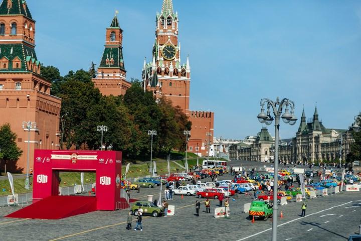 В Москве состоялось «ГУМ Авторалли», посвященное юбилею АвтоВАЗа